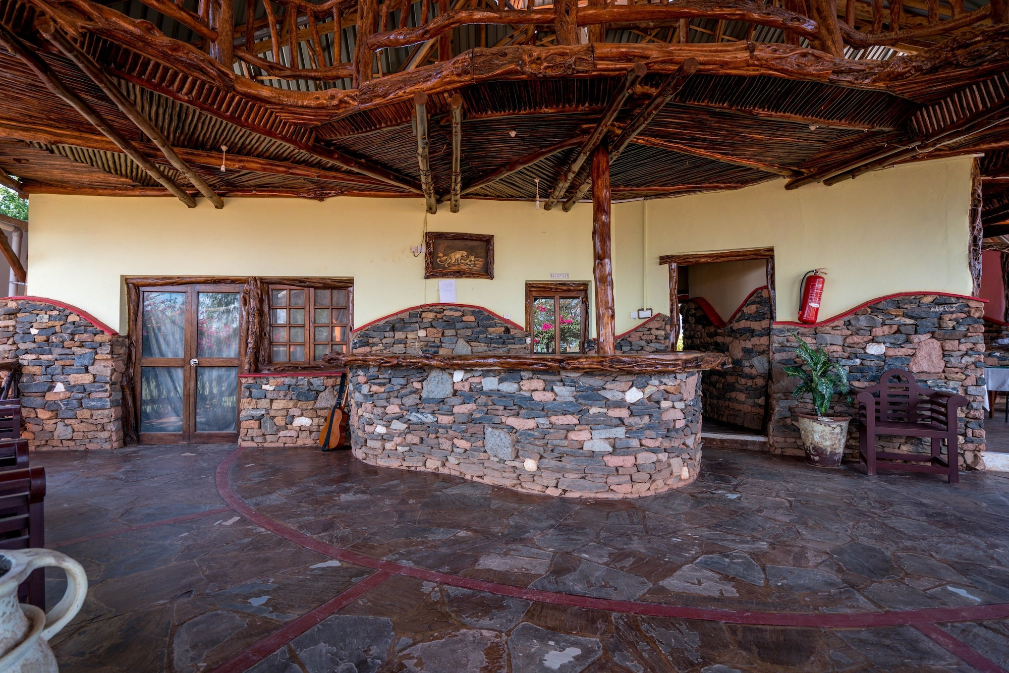Tsavo Lodge Voi, Voi