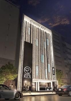HOTEL REX AKASAKA TOKYO Front of Property - Evening/Night