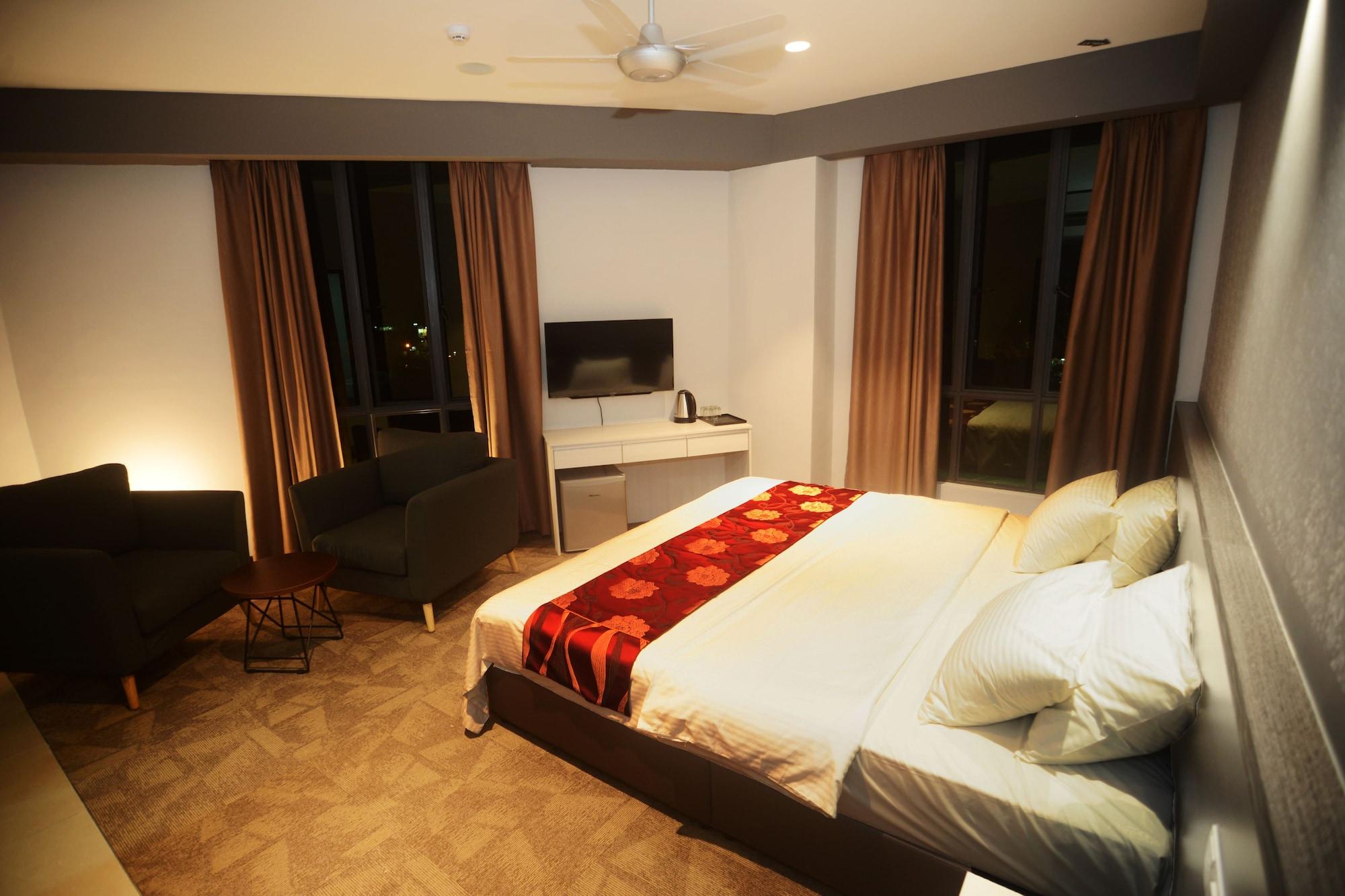 Star Well Hotel, Lipis