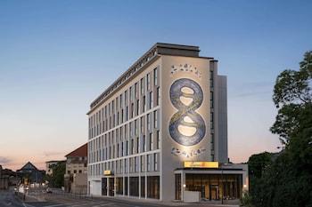 德勒斯登溫德姆速 8 飯店 Super 8 by Wyndham Dresden