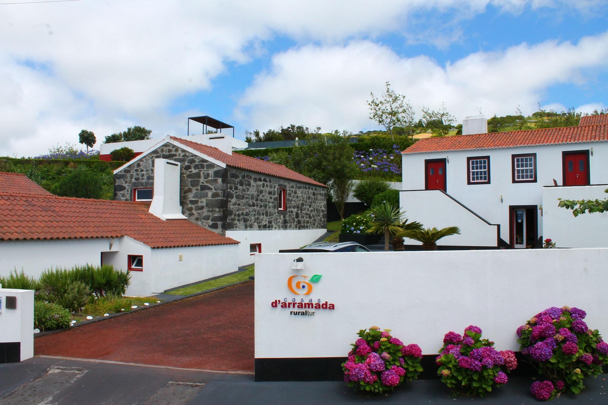 Casas D'Arramada - Rural Tourism, Horta