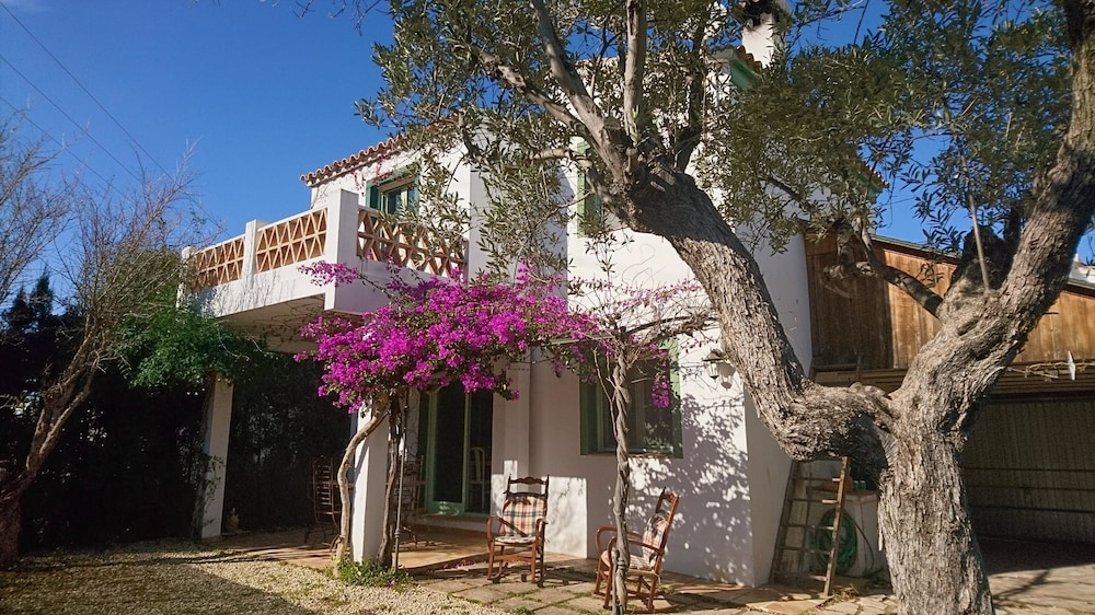 Villa With 3 Bedrooms in Dénia, With Pool Access, Enclosed Garden and Wifi - 5 km From the Beach