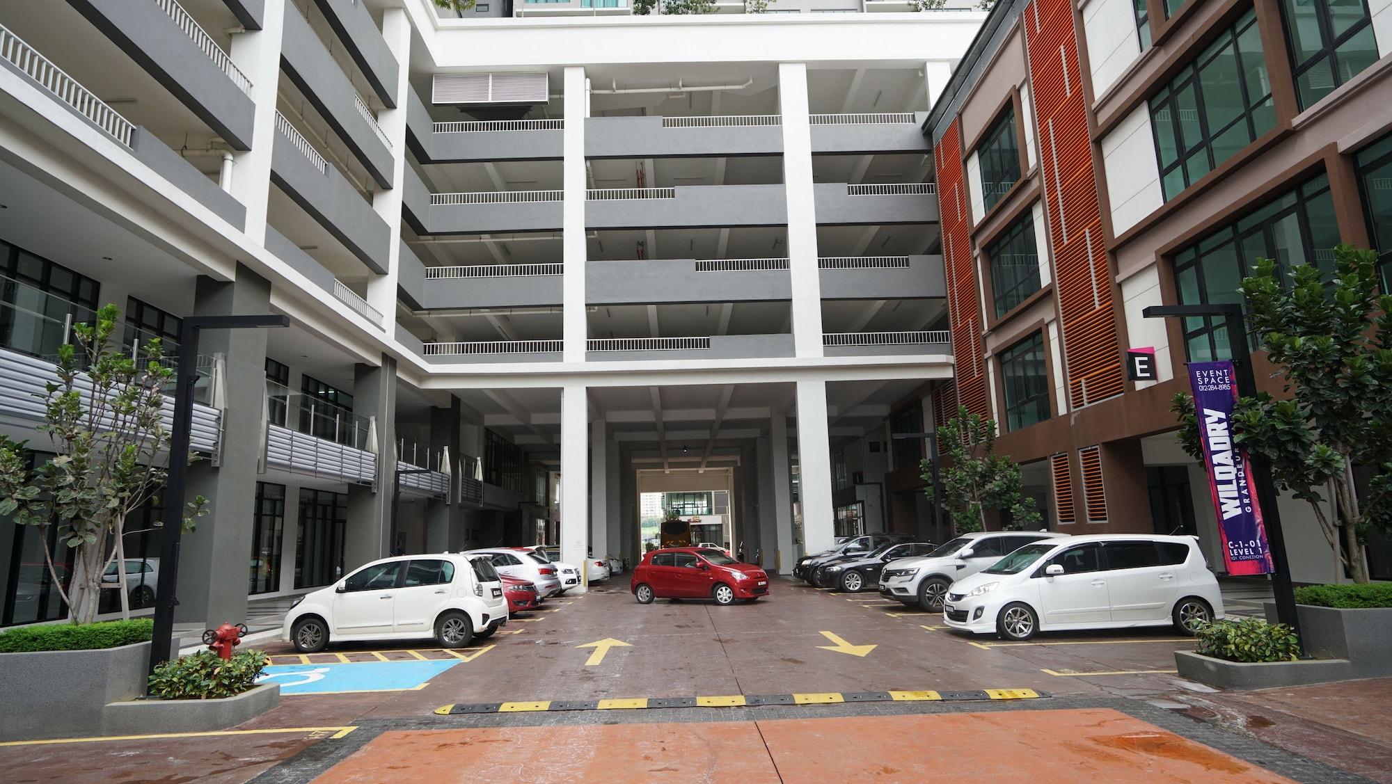 Conezion Residence Putrajaya @ Icon Stay, Kuala Lumpur
