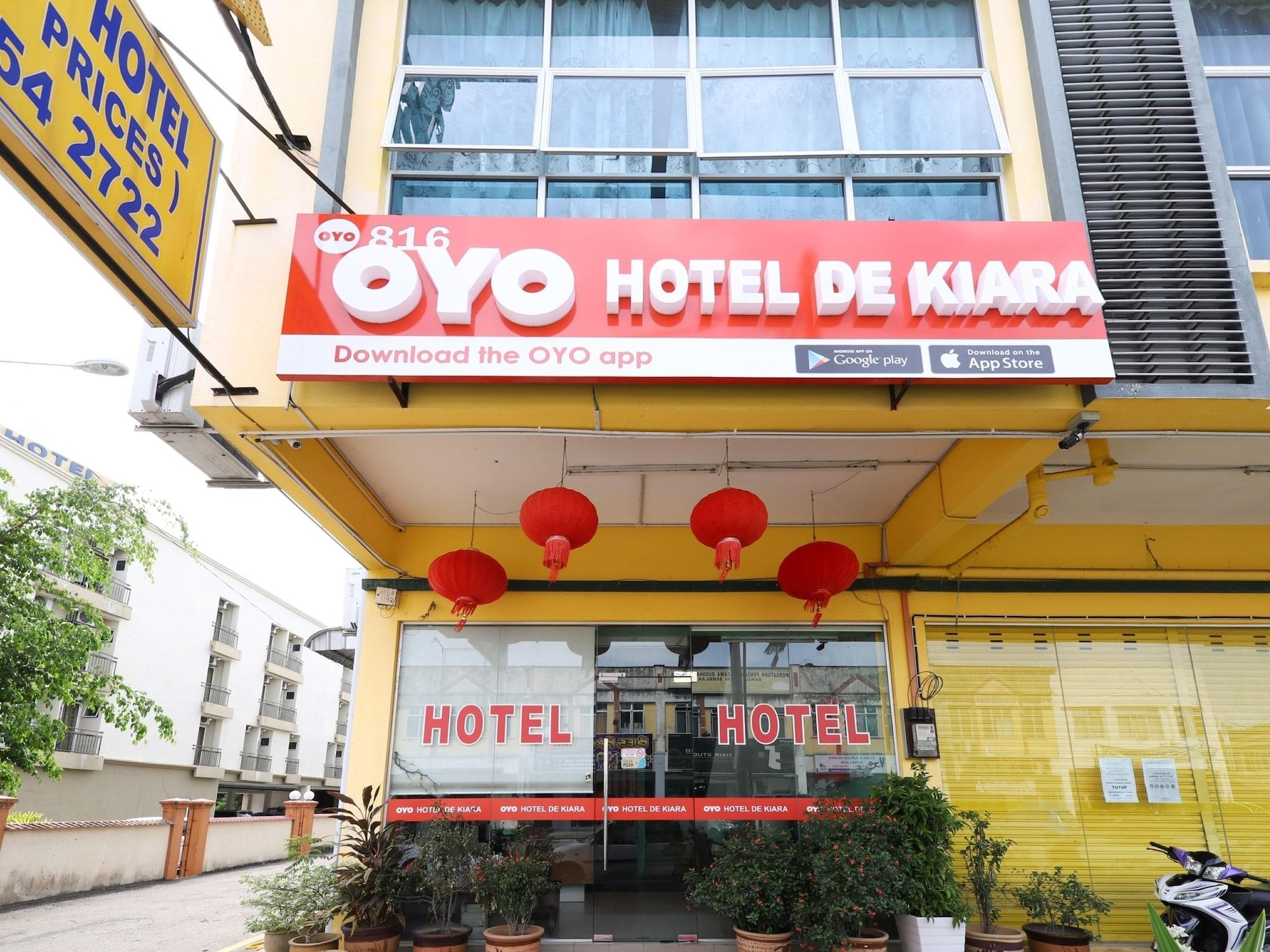 OYO 816 Hotel De Kiara, Jempol