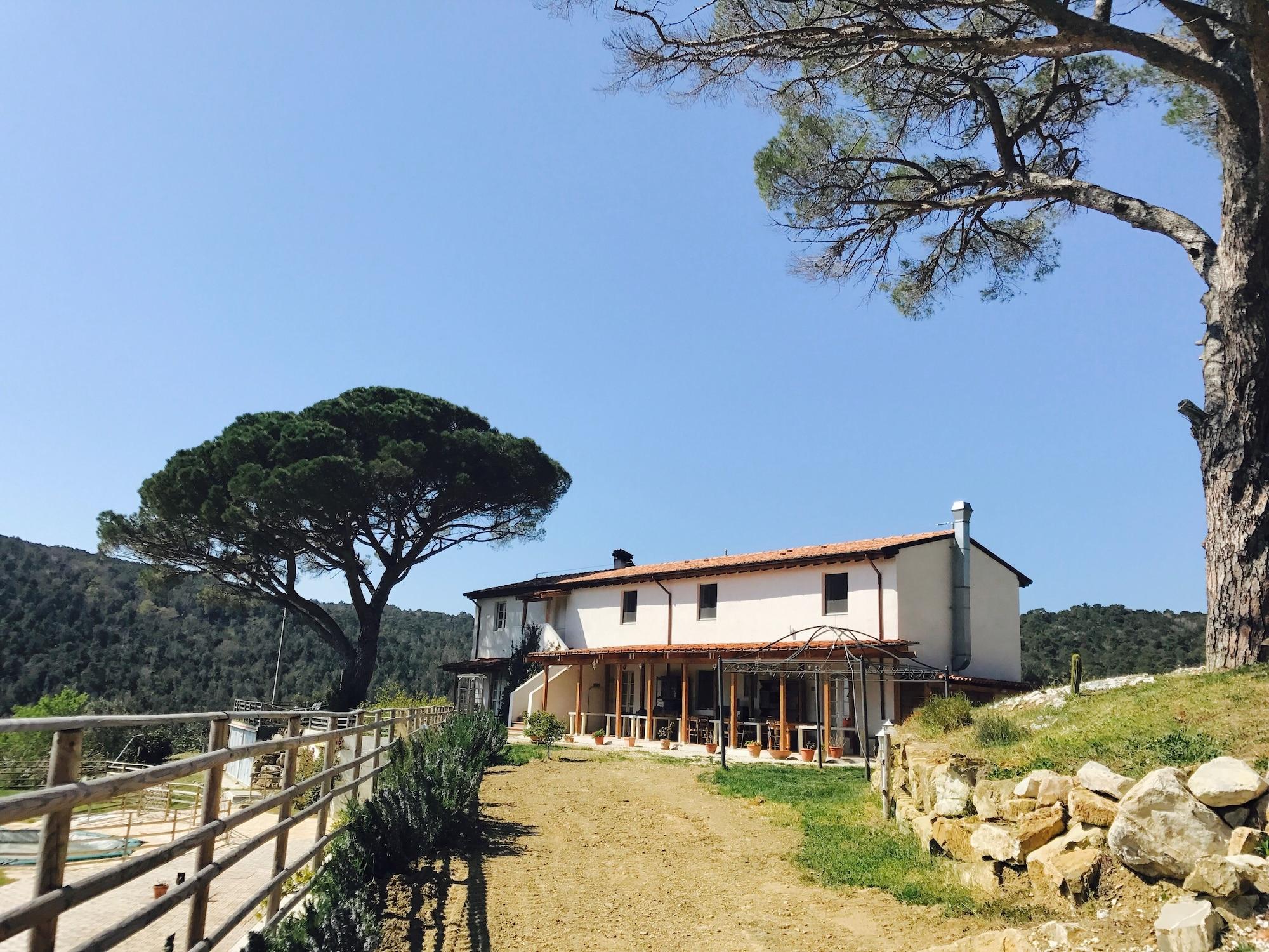 Agriturismo La Mignola, Livorno