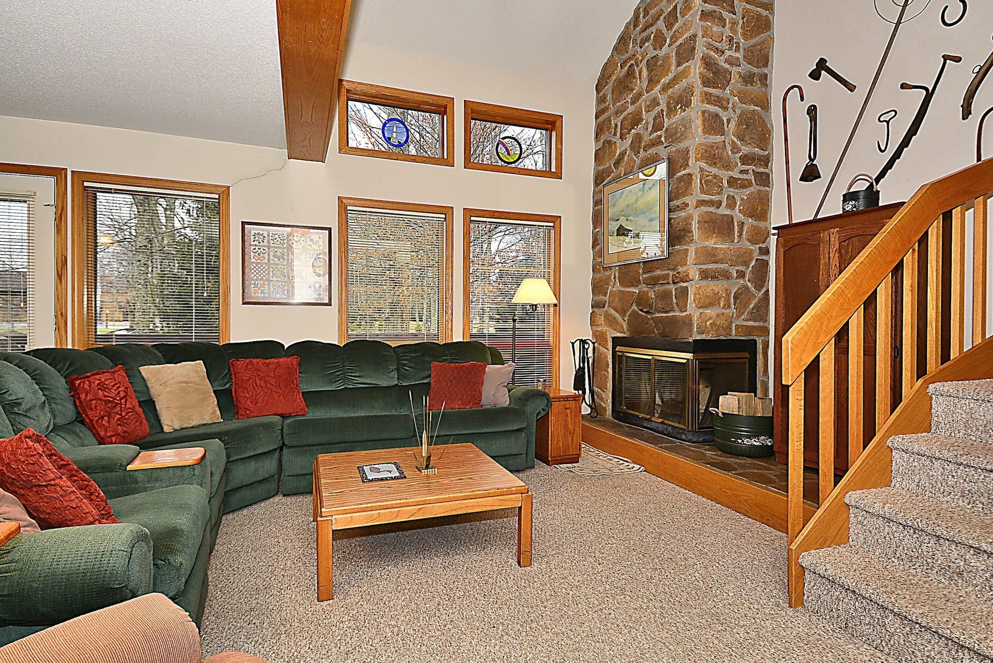 Bears Rhule - Two-Bedroom Condo, Tucker