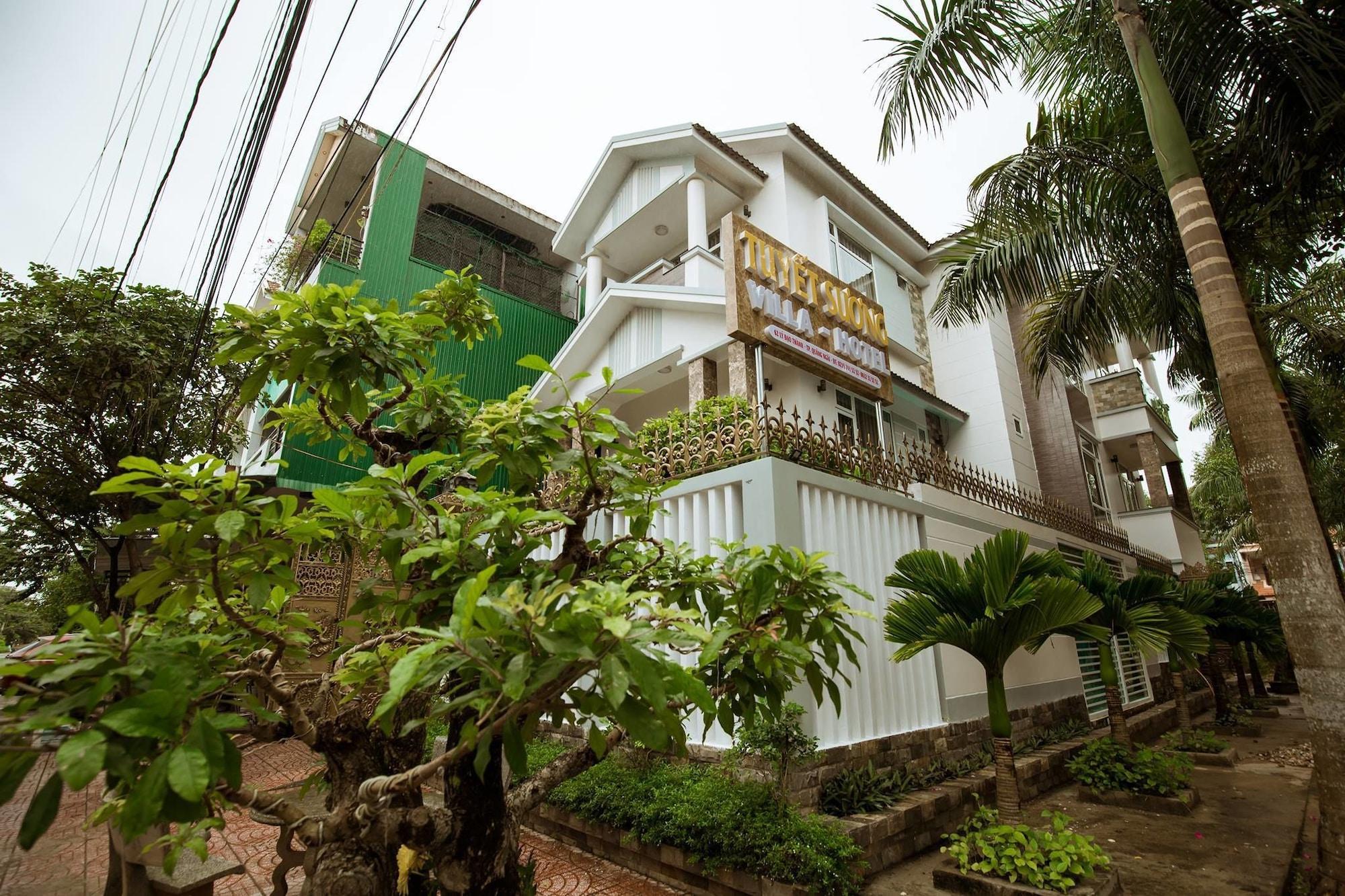 Tuyet Suong Villa Hotel, Quảng Ngãi