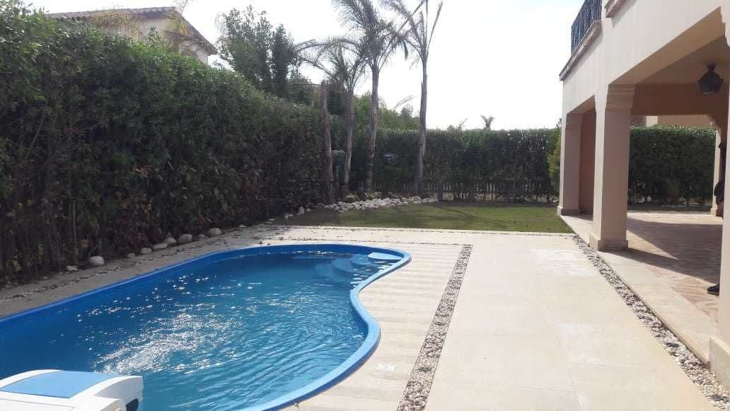 North Coast Marassi Villa V72 with Pool, Marina al-'Alamayn as-Siyahiyah