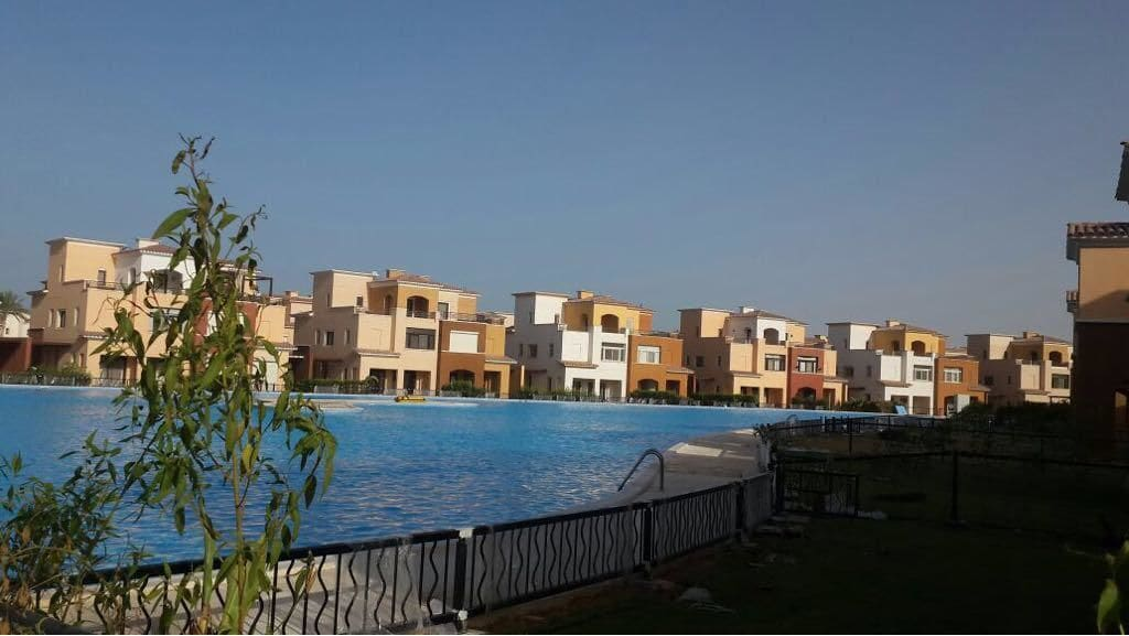 Chalet F19 Verdi 4 bed room Marassi, Marina al-'Alamayn as-Siyahiyah