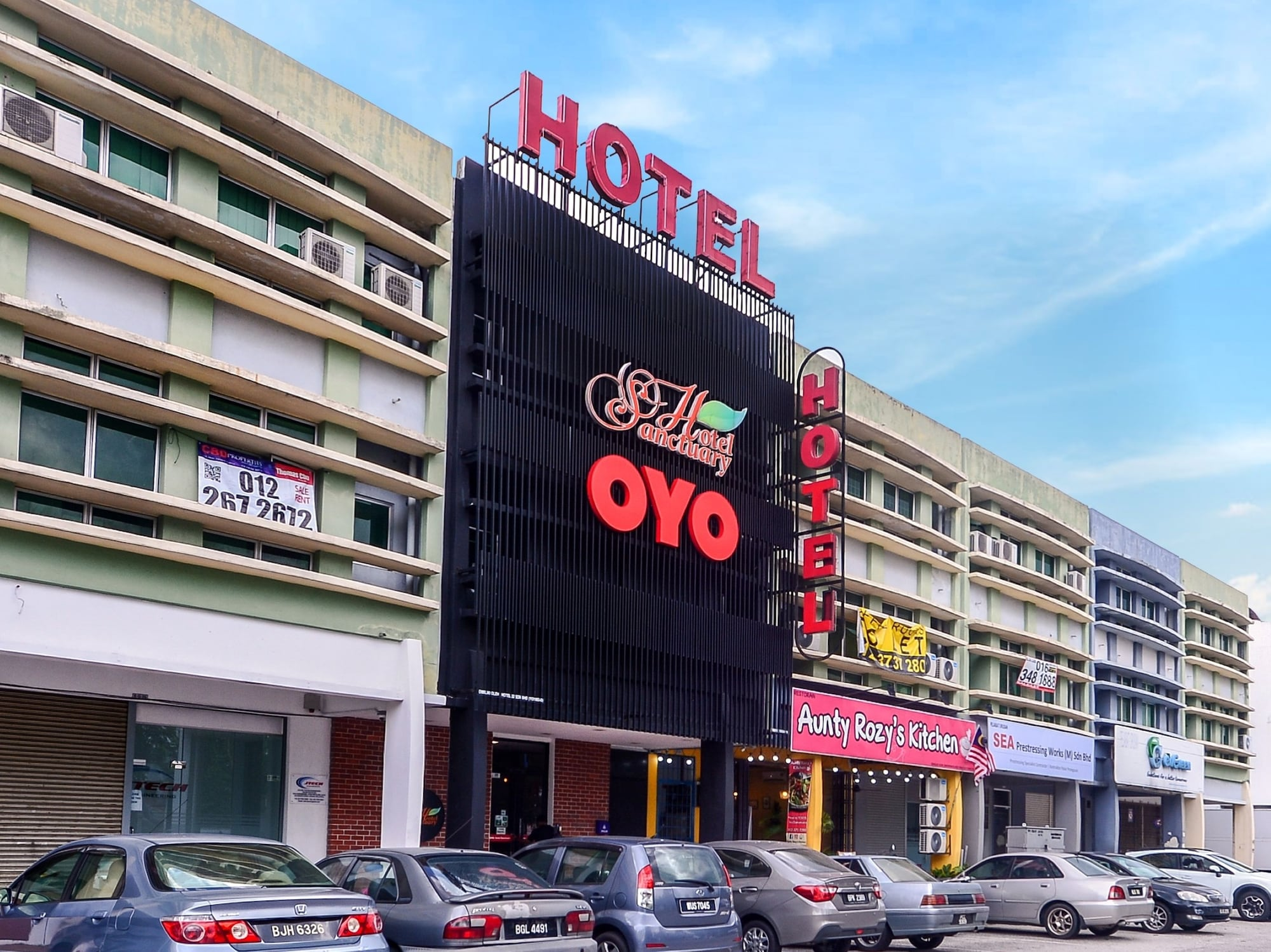 OYO 876 Hotel Sanctuary, Kuala Lumpur