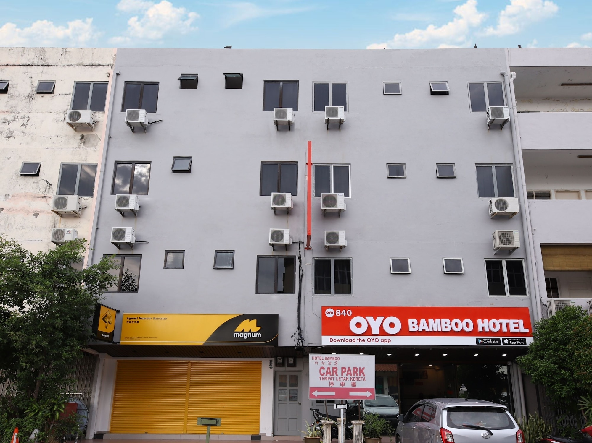 OYO 840 Hotel Bamboo, Kota Melaka