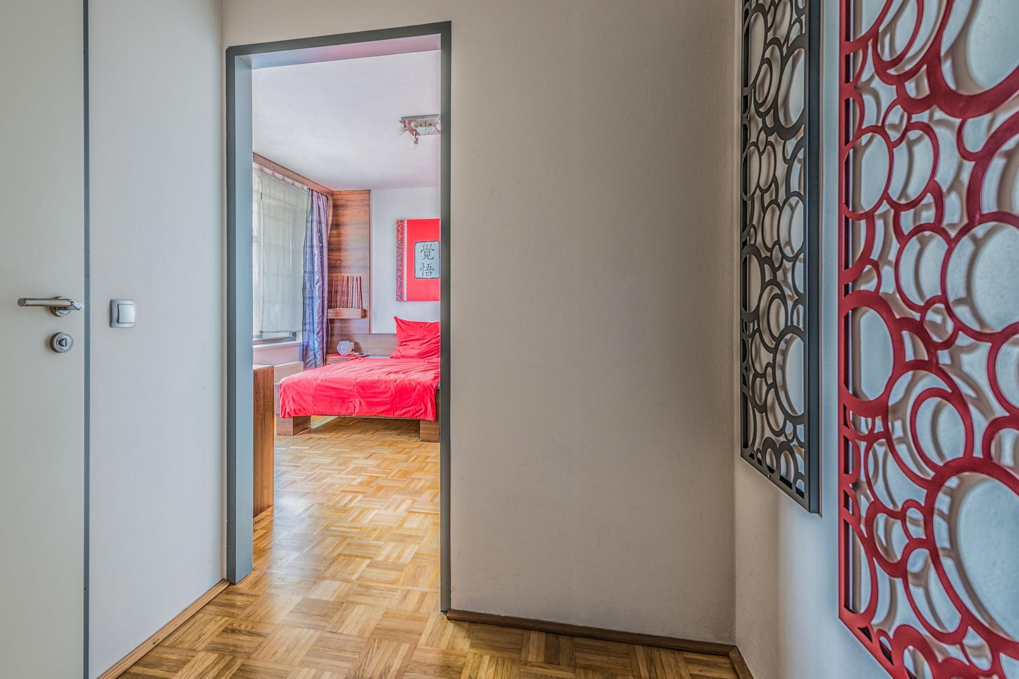 Art-Rooms-Gästezimer, Bruck-Mürzzuschlag