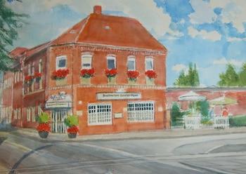 格施爾曼飯店及餐廳 Hotel Restaurant Geschermann