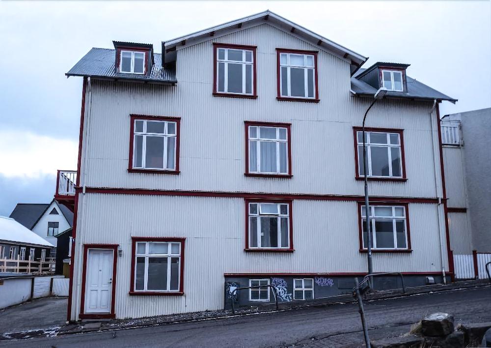 Luna Hotel Apartments Amtmannsstigur