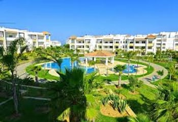 Apartment With one Bedroom in Assilah, With Wonderful sea View, Pool A