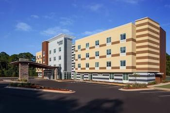 西彭薩科拉 I-10 萬豪套房費爾菲爾德飯店 Fairfield Inn & Suites by Marriott Pensacola West I-10