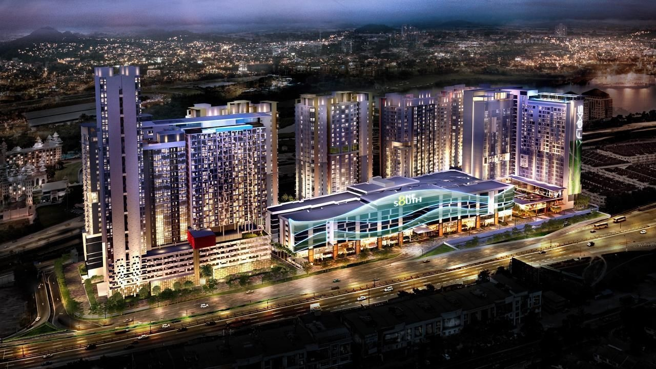 One South Garden Apartment, Kuala Lumpur