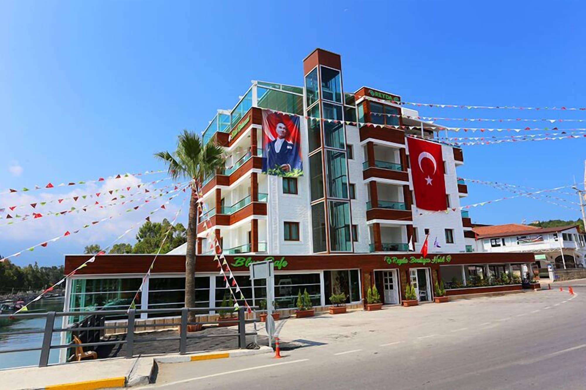Reyda Boutique Hotel, İskenderun