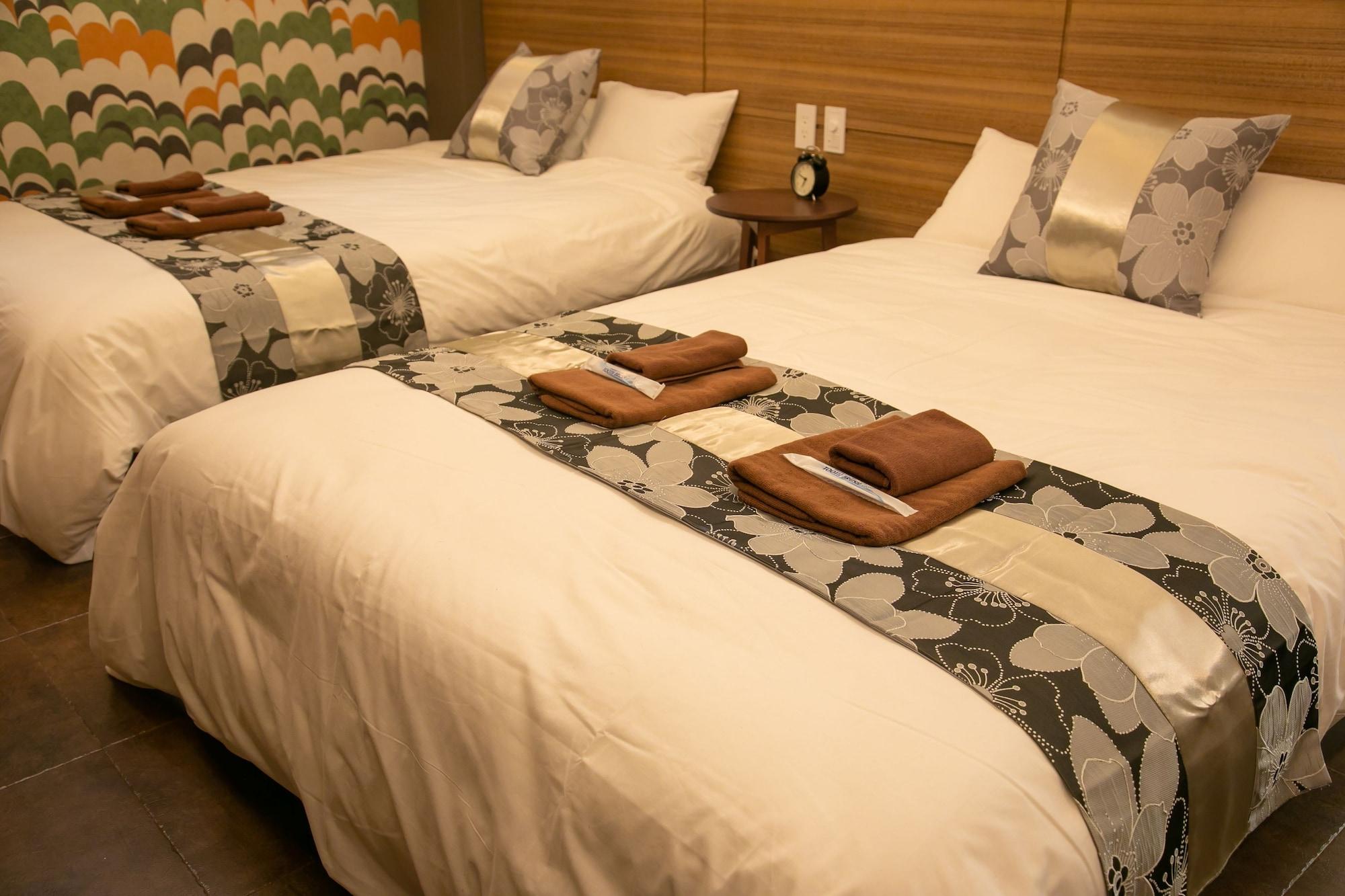 IKIDANE Residential Hotel Higashi Ikebukuro, Toshima