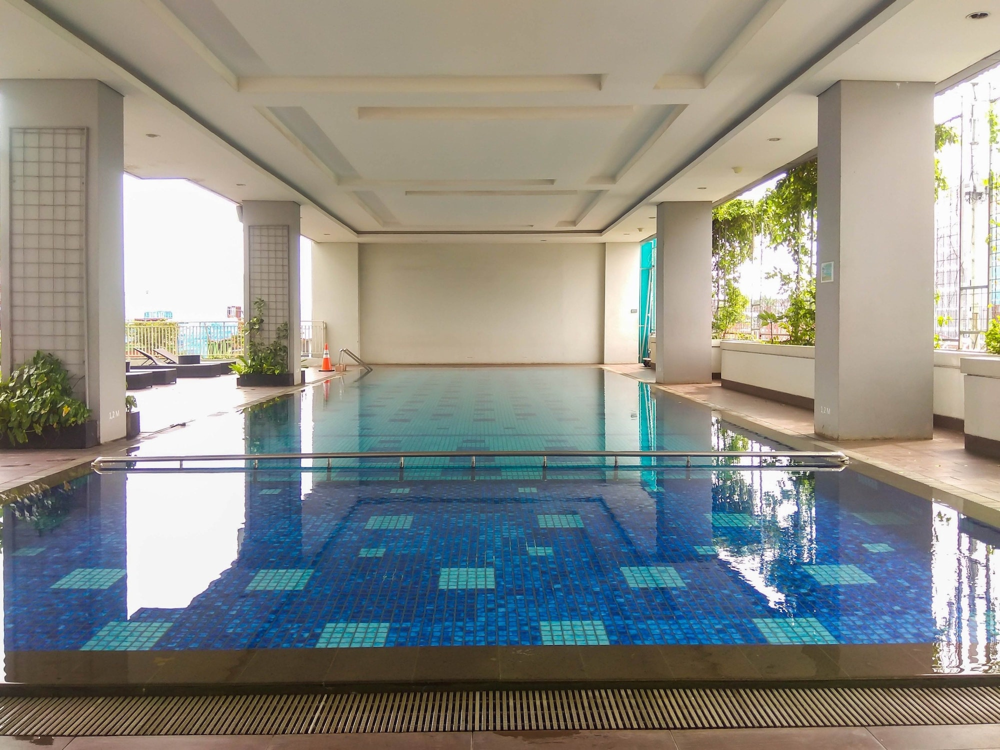 Modern and Brand New 1BR The H Residence, Jakarta Timur