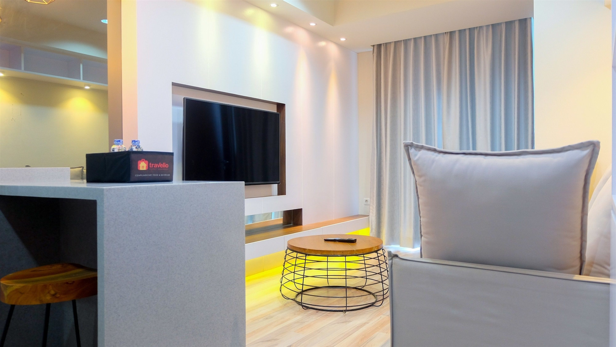Exclusive 2BR Springhill Terrace Residences, Jakarta Pusat
