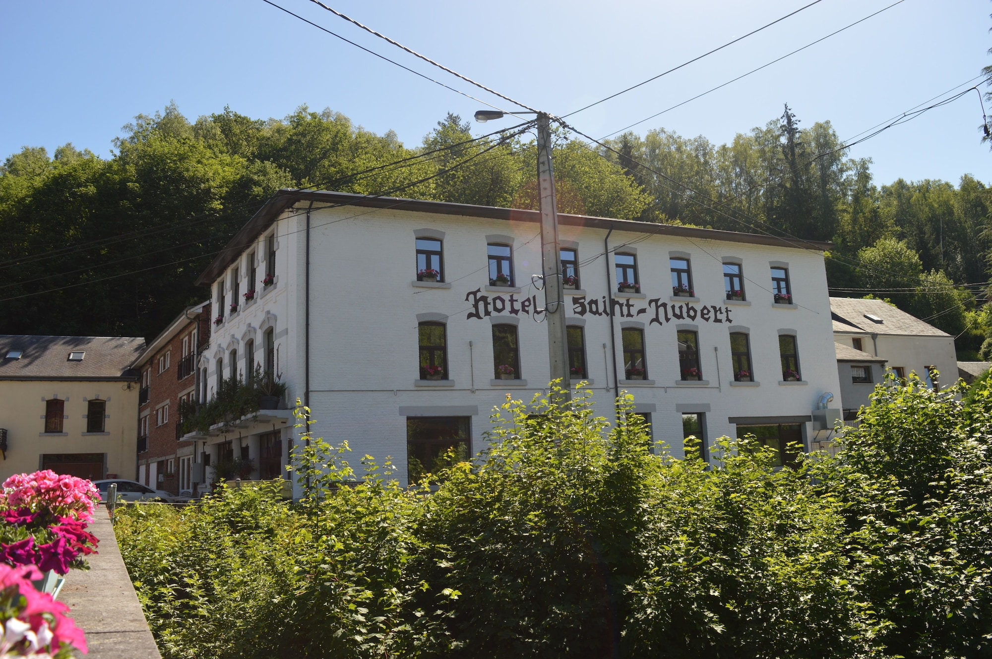 Hotel Le Saint-Hubert, Luxembourg