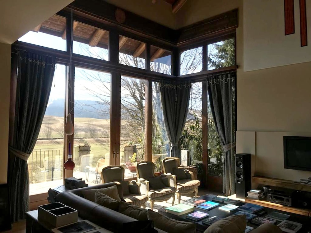House With 2 Bedrooms in Asiago, With Wonderful Mountain View, Enclosed Garden and Wifi - 12 km From