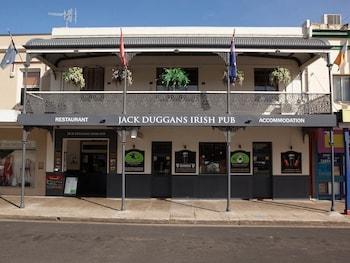 捷克杜岡斯愛爾蘭酒吧飯店 Jack Duggans Irish Pub