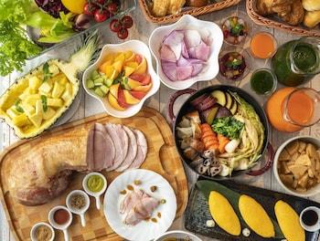 HOTEL HANKYU RESPIRE OSAKA Breakfast buffet