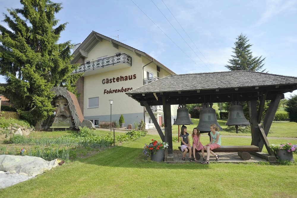 Pension Fohrenberg