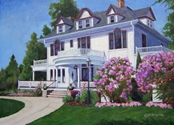 600 Main, a Bed & Breakfast and Victorian Tea Room