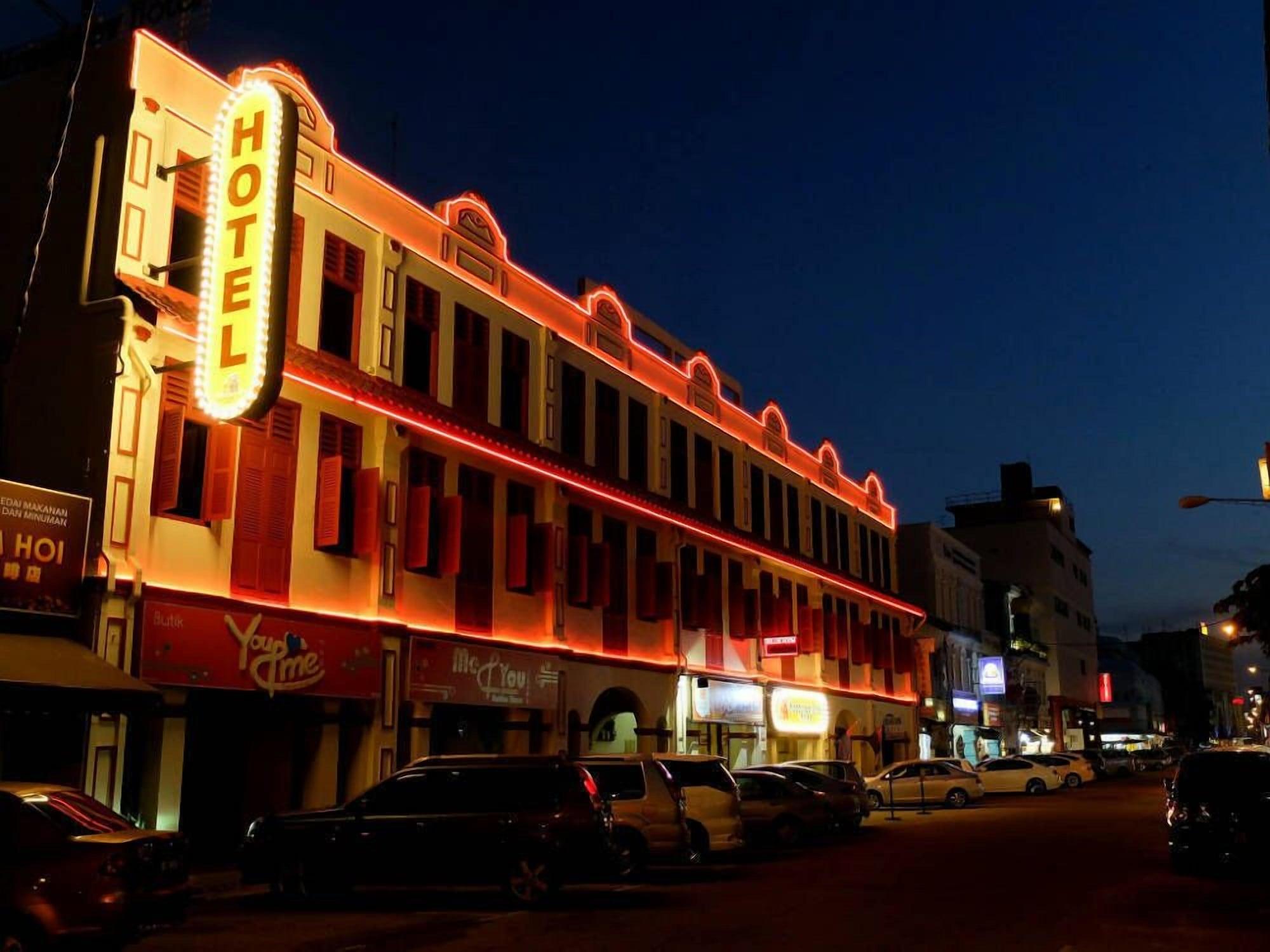 Streetview Hotel, Muar
