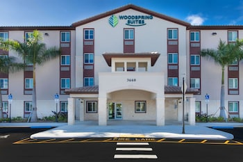 米拉瑪爾伍德斯普林套房飯店 WoodSpring Suites Miramar