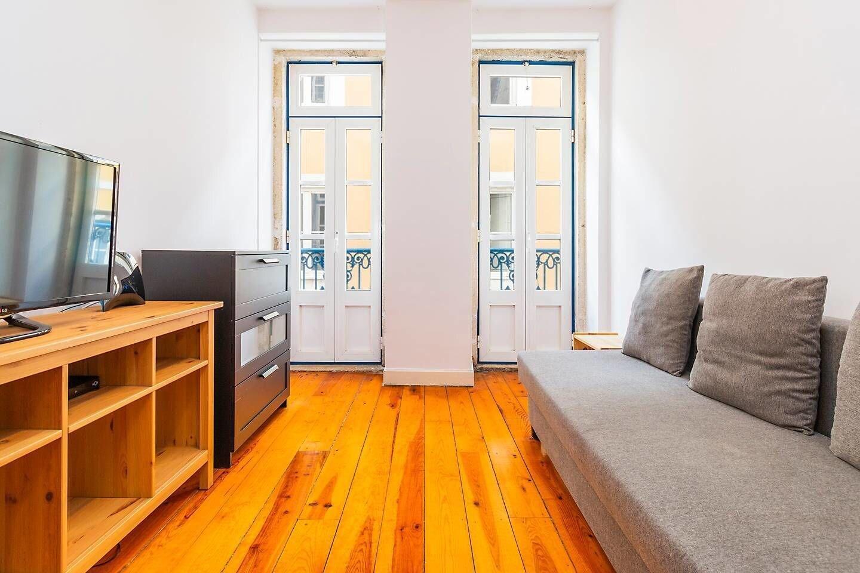Cosy Apartment in Santos, Lisboa