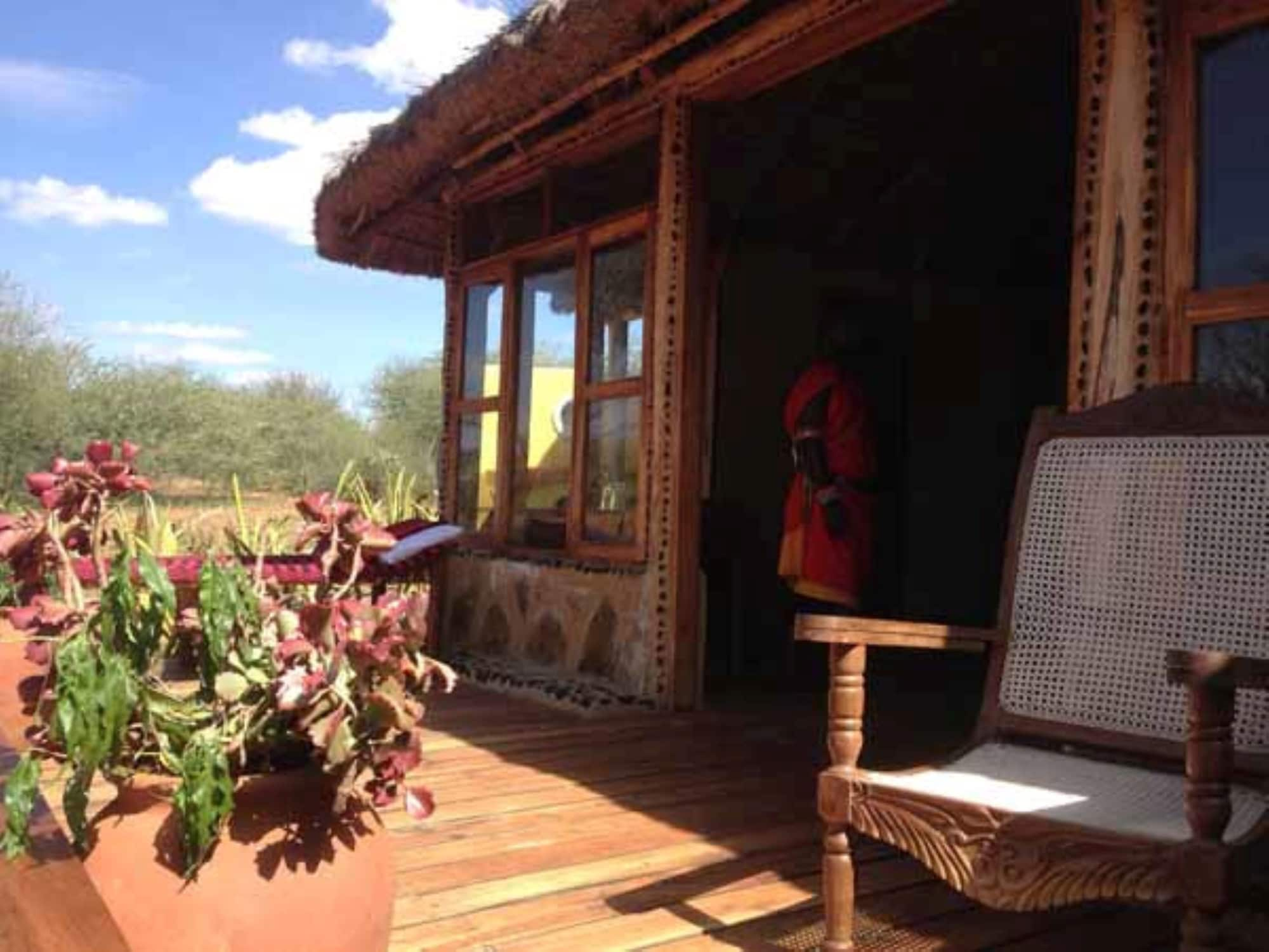 Lewaso Cottages, Laikipia North