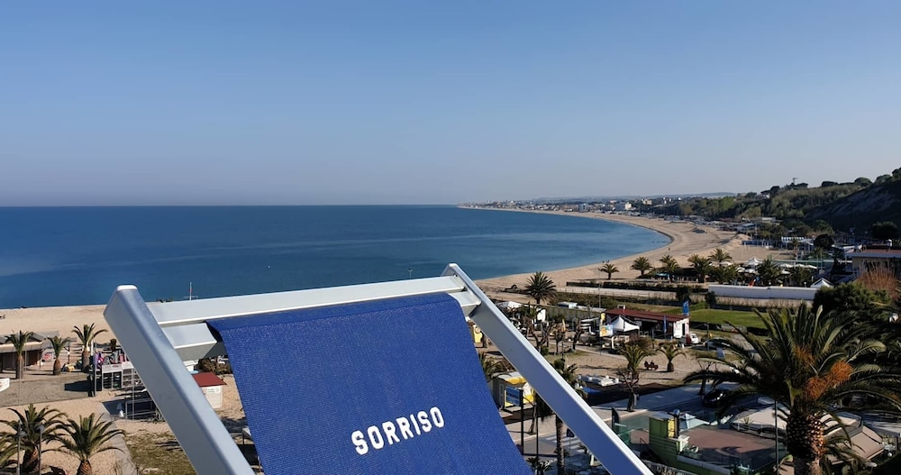 Hotel Sorriso, View from Property