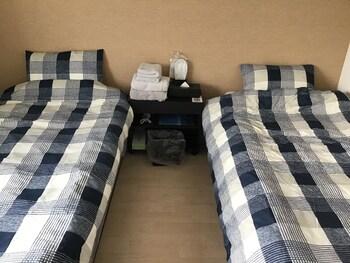 ツインルーム|ホステル PAQ 徳島