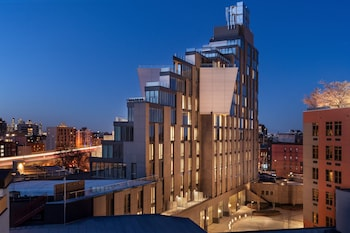 布魯克林威廉斯堡英迪格飯店 Hotel Indigo Williamsburg - Brooklyn