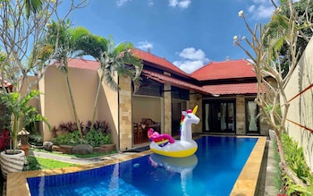 Deluxe Villa, 1 Yatak Odası, Havuz Manzaralı