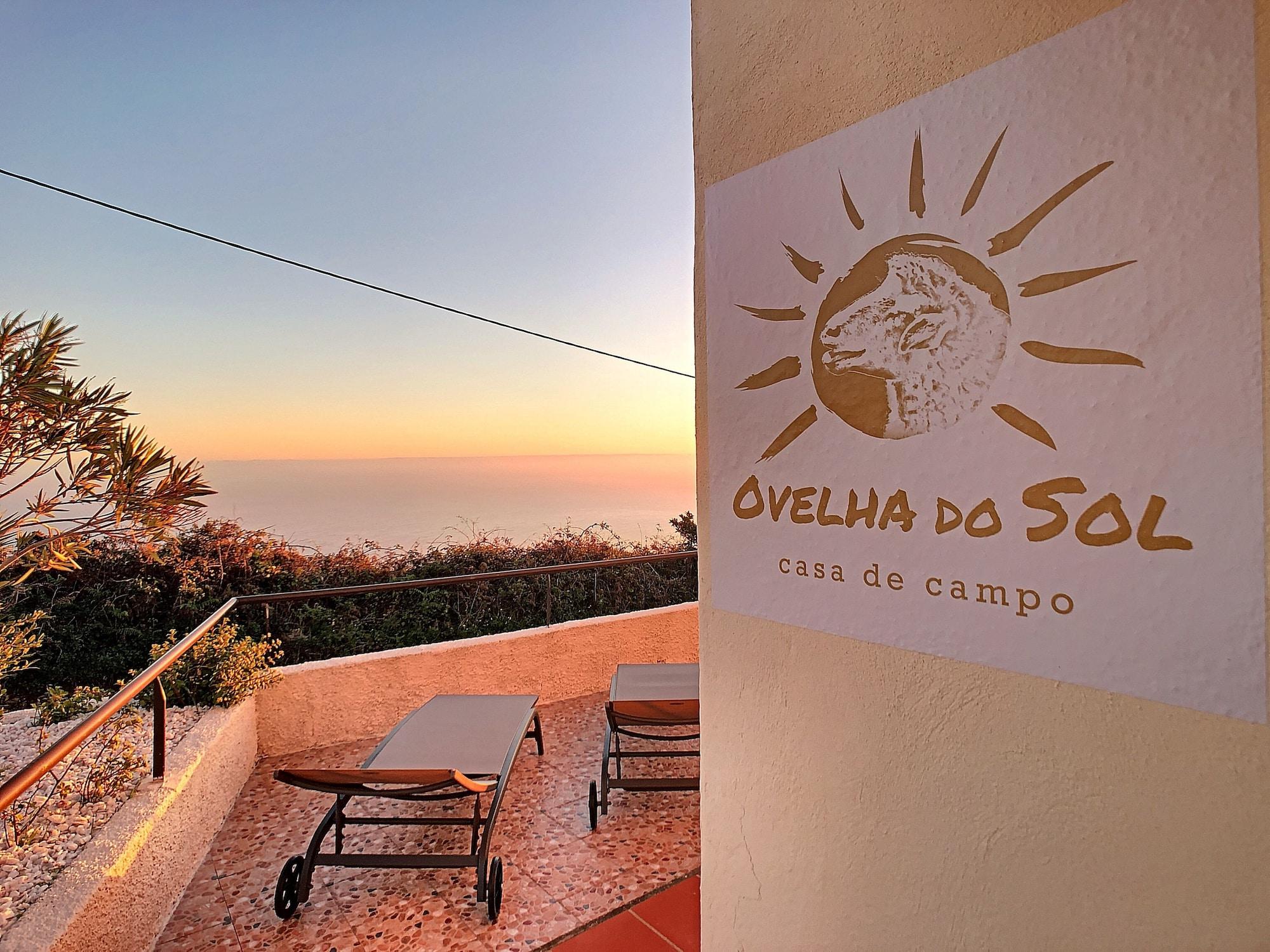 Ovelha do Sol by MHM, Calheta
