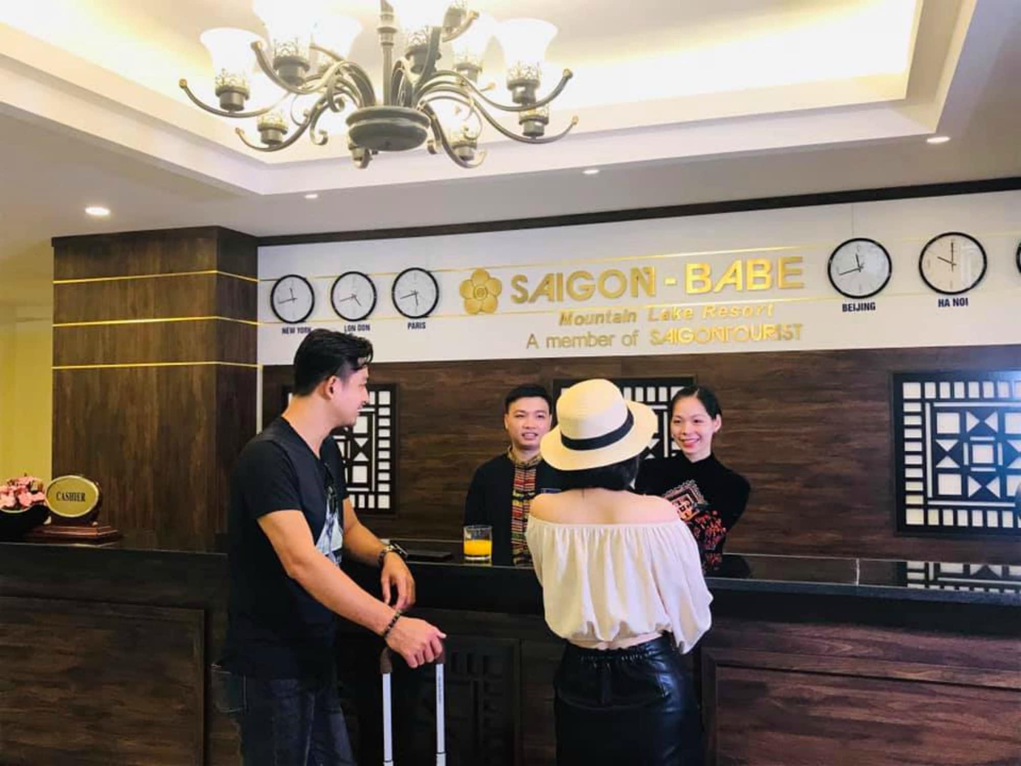 Sai Gon - Ba Be Resort, Ba Bể