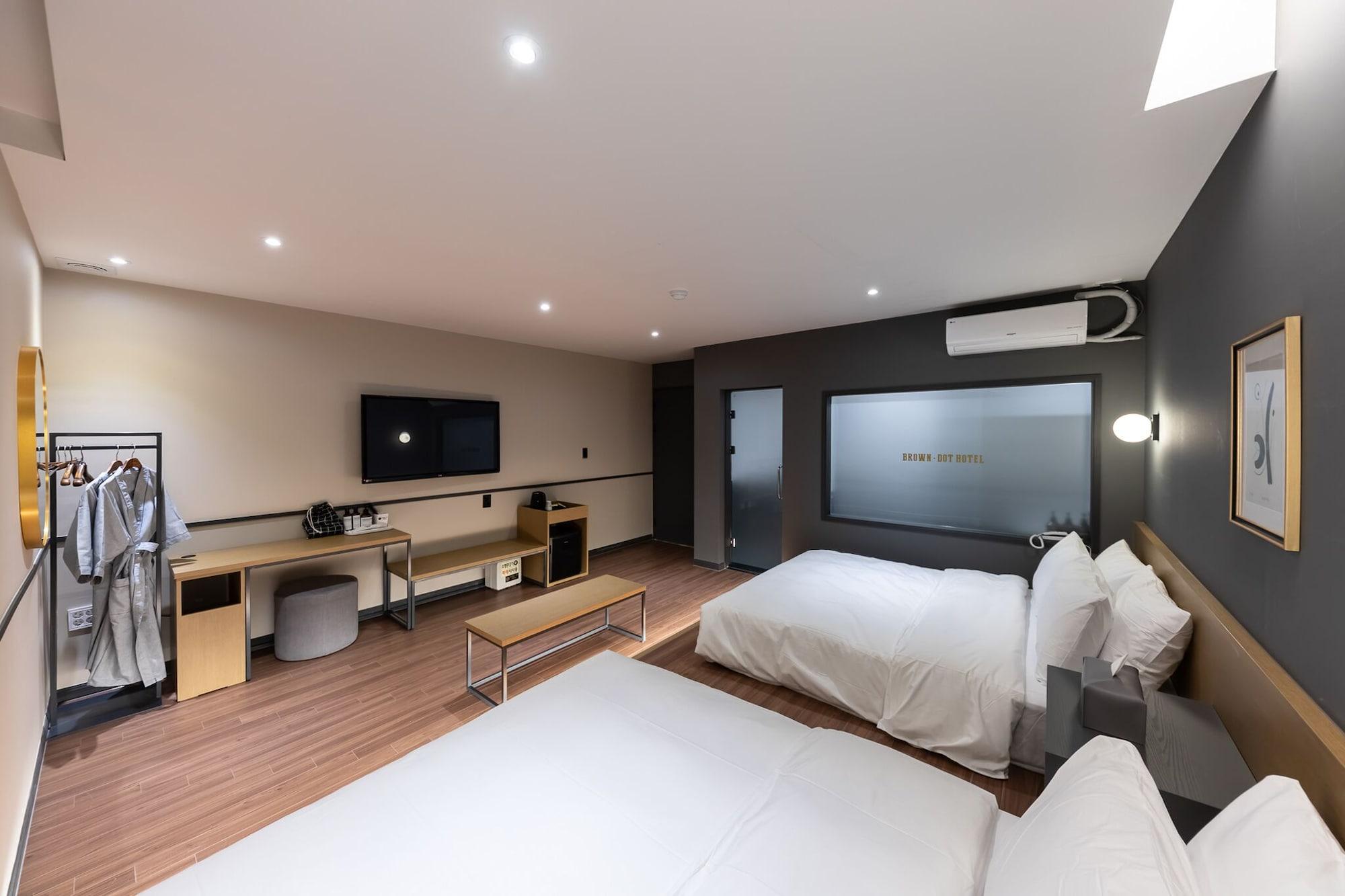 Browndot Hotel Daegu Seongseo, Dalseong
