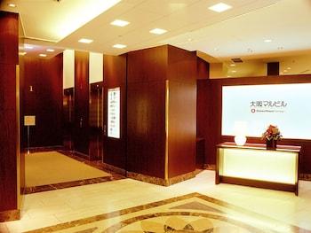 OSAKA DAI-ICHI HOTEL Interior Entrance