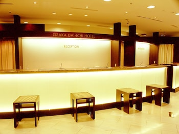 OSAKA DAI-ICHI HOTEL Reception