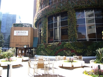 OSAKA DAI-ICHI HOTEL Terrace/Patio