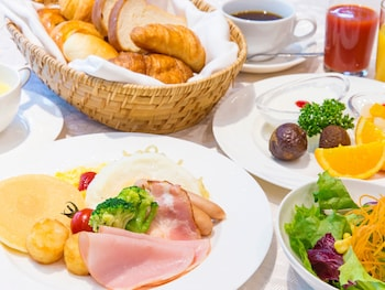 OSAKA DAI-ICHI HOTEL Breakfast buffet