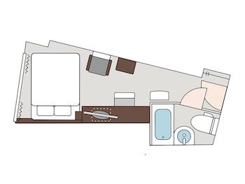 OSAKA DAI-ICHI HOTEL Floor plan