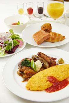 THE KITANO HOTEL TOKYO Breakfast Meal