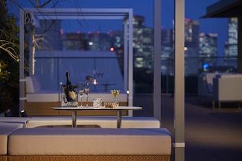 THE KITANO HOTEL TOKYO Terrace/Patio