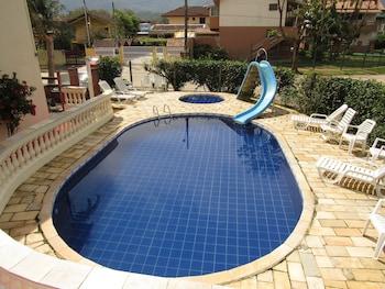 安科拉木屋住宅飯店 Residencial Chalés Âncora